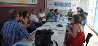 Preuniversitarios: hacia el cuarto ENNPU