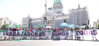 CONADU presente en la media sanción del proyecto de ley IVE