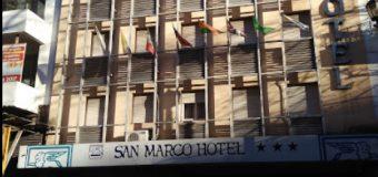 San Marco Hotel  –  La Plata