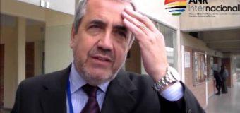 CONADU repudia las amenazas de Julio Theiler en debate en la CRES