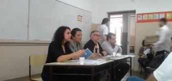 Jornadas de Enseñanza Inicial, Primaria y Media Preuniversitaria en San Luis
