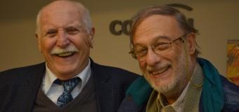 Carlos Vilas en el Instituto de Estudios  y Capacitación