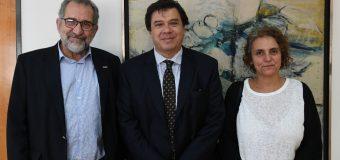 CONADU se reunió con el Ministro de Trabajo